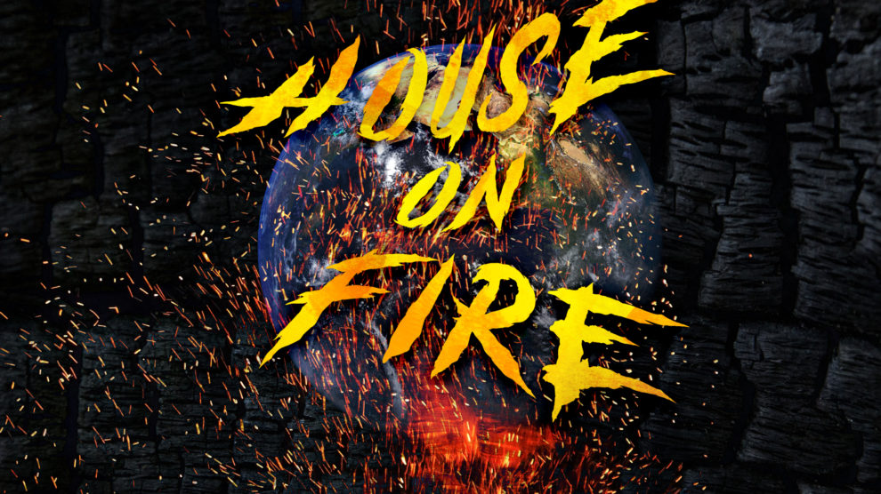 Pre-save House on Fire