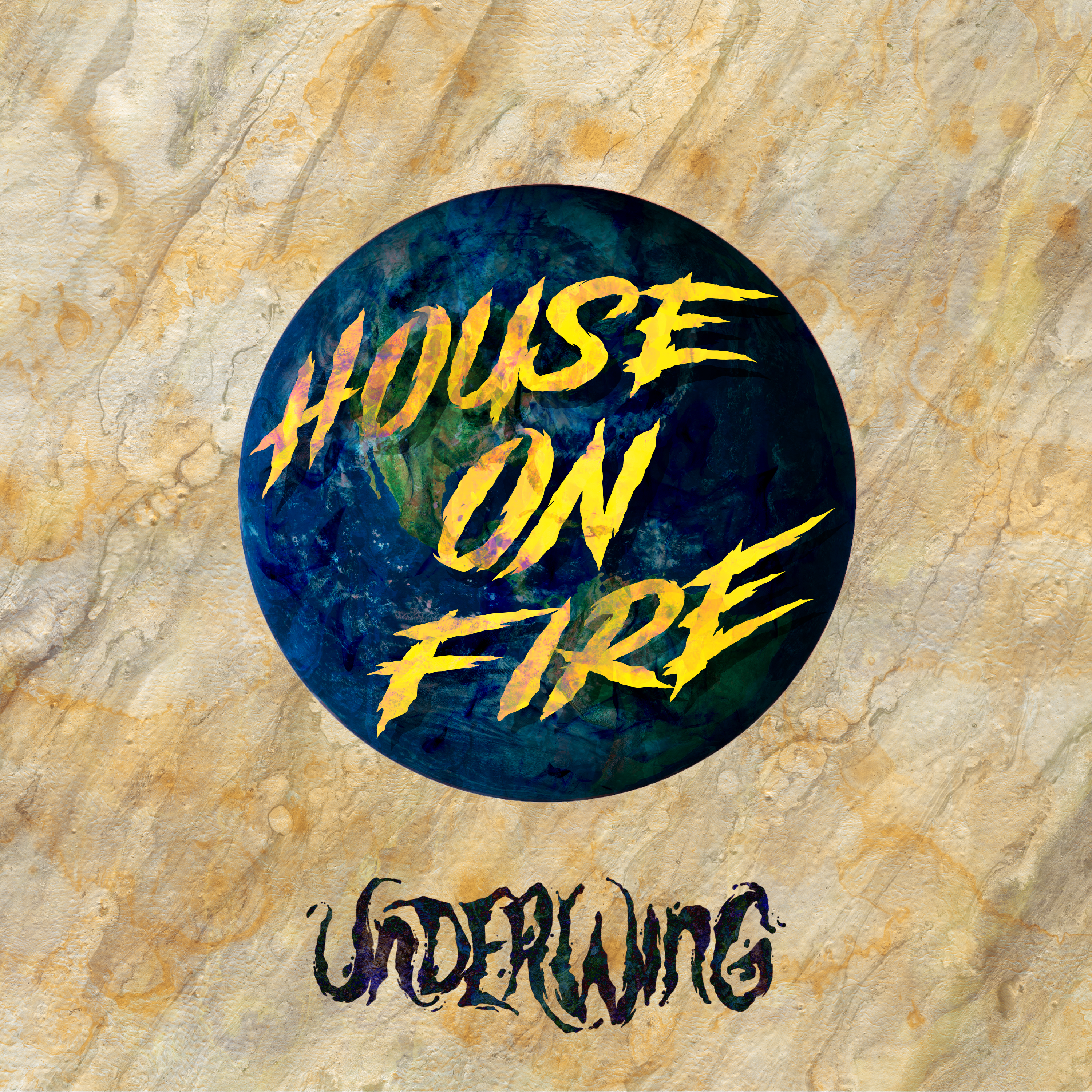 House on Fire artwork example 5
