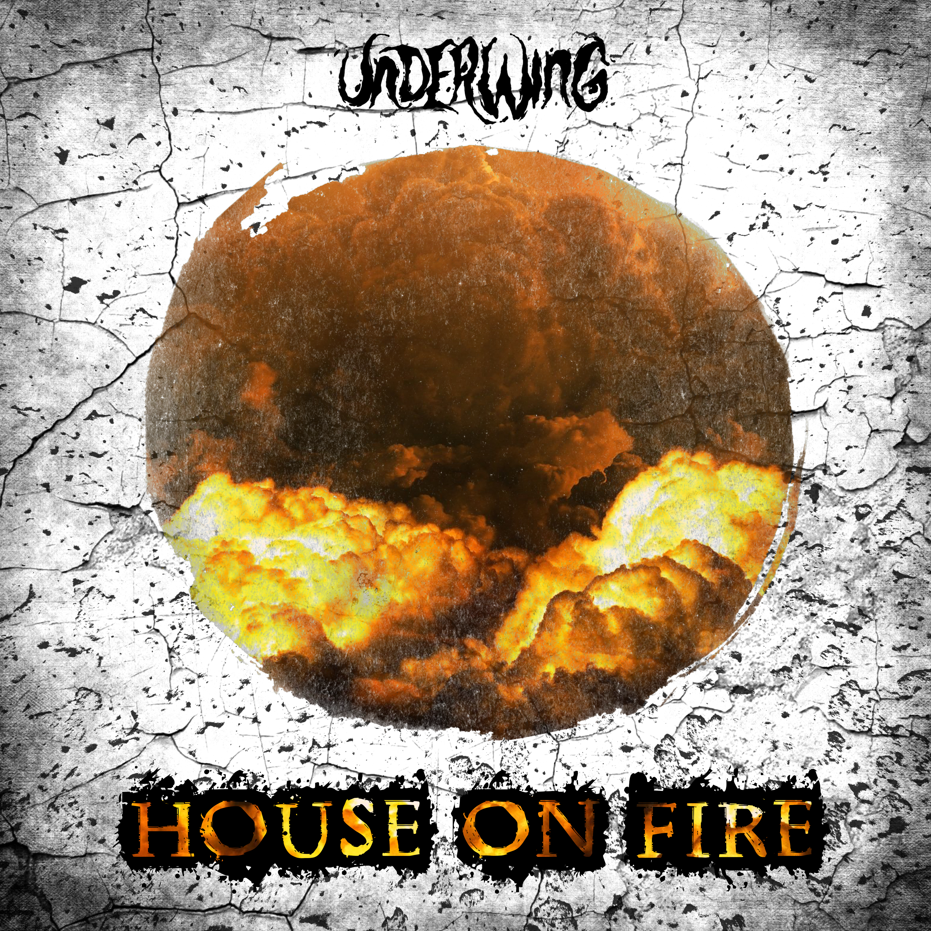 House on Fire artwork example 3